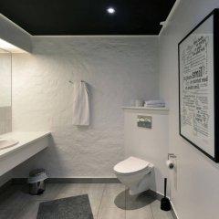 Отель Malling Kro Дания, Орхус - отзывы, цены и фото номеров - забронировать отель Malling Kro онлайн ванная
