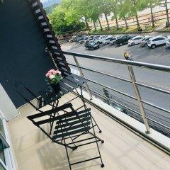 Отель B Ber House Таиланд, Краби - отзывы, цены и фото номеров - забронировать отель B Ber House онлайн балкон