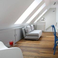 Отель GoVienna Penthouse Apartment Австрия, Вена - отзывы, цены и фото номеров - забронировать отель GoVienna Penthouse Apartment онлайн комната для гостей фото 2
