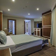 Crystal Sunset Luxury Resort & Spa Турция, Сиде - 1 отзыв об отеле, цены и фото номеров - забронировать отель Crystal Sunset Luxury Resort & Spa - All Inclusive онлайн комната для гостей фото 4
