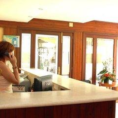 Отель Hostal Cala Ratjada питание фото 2