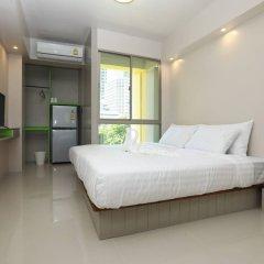Отель A Sleep Bangkok Sathorn комната для гостей фото 2