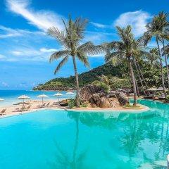 Отель Sheraton Samui Resort бассейн