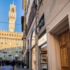 Апартаменты Novella Apartments – Vacchereccia Флоренция вид на фасад