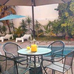 Отель Ikaro Suites Cancun Мексика, Канкун - отзывы, цены и фото номеров - забронировать отель Ikaro Suites Cancun онлайн бассейн фото 4