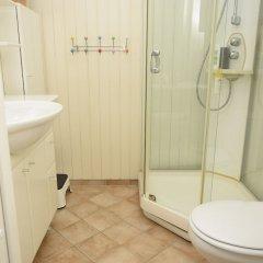 Апартаменты Solferie Apartment Odins Gate Кристиансанд ванная
