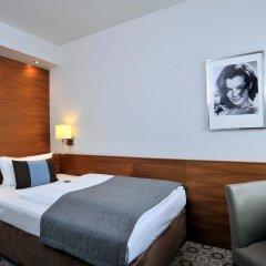 Golden Tulip Berlin Hotel Hamburg комната для гостей