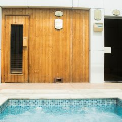 Отель Jannah Marina Bay Suites сауна