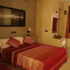 Отель Dar Chamaa Марокко, Уарзазат - отзывы, цены и фото номеров - забронировать отель Dar Chamaa онлайн комната для гостей фото 2