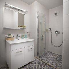 Апарт- Diana Seaport Израиль, Хайфа - отзывы, цены и фото номеров - забронировать отель Апарт-Отель Diana Seaport онлайн ванная