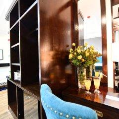 Отель Hanoi Bella Rosa Trendy Hotel Вьетнам, Ханой - отзывы, цены и фото номеров - забронировать отель Hanoi Bella Rosa Trendy Hotel онлайн интерьер отеля фото 2