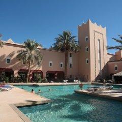 Отель Le Tinsouline Марокко, Загора - отзывы, цены и фото номеров - забронировать отель Le Tinsouline онлайн бассейн фото 2