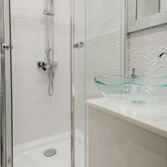 Отель ShortStayPoland Jerozolimskie B13 ванная