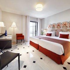 Отель Eurostars Conquistador 4* Стандартный номер с 2 отдельными кроватями