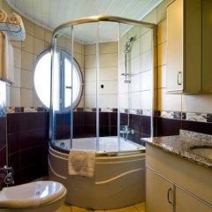 Royal Sebaste Hotel Турция, Эрдемли - отзывы, цены и фото номеров - забронировать отель Royal Sebaste Hotel онлайн ванная