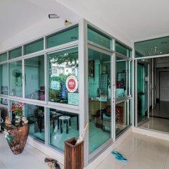 Отель Nida Rooms Sathorn 106 Subway Бангкок балкон