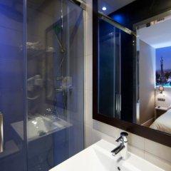 Отель Hostal BCN Ramblas Испания, Барселона - отзывы, цены и фото номеров - забронировать отель Hostal BCN Ramblas онлайн ванная фото 2