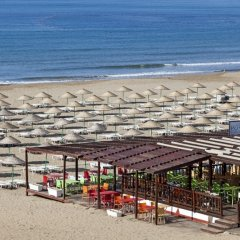 Отель Roma Beach Resort & Spa Сиде пляж