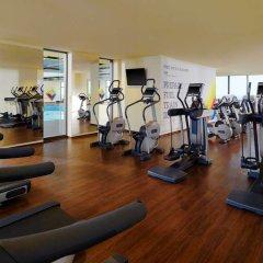 Sheraton Munich Arabellapark Hotel фитнесс-зал