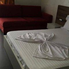 Отель Kamomil Hotel Албания, Дуррес - отзывы, цены и фото номеров - забронировать отель Kamomil Hotel онлайн комната для гостей фото 2