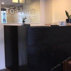 Отель Toilena Room and Board Филиппины, Манила - отзывы, цены и фото номеров - забронировать отель Toilena Room and Board онлайн интерьер отеля фото 2