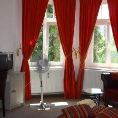 Отель Villa De Baron Германия, Дрезден - отзывы, цены и фото номеров - забронировать отель Villa De Baron онлайн комната для гостей фото 4