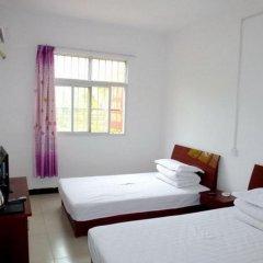 Отель Fulin Hotel Китай, Сиань - отзывы, цены и фото номеров - забронировать отель Fulin Hotel онлайн комната для гостей фото 2