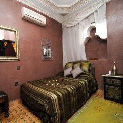 Отель Riad Dari Марокко, Марракеш - отзывы, цены и фото номеров - забронировать отель Riad Dari онлайн комната для гостей фото 3
