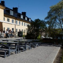 Отель SKEPPSHOLMEN Стокгольм