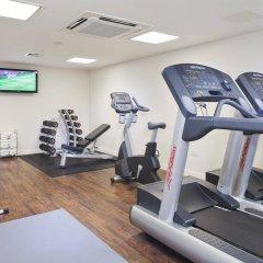 Отель Holiday Inn London Commercial Road фитнесс-зал