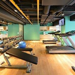 aFIRST Hotel Myeongdong фитнесс-зал фото 3