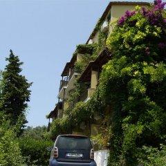 Отель Skyfall Греция, Корфу - отзывы, цены и фото номеров - забронировать отель Skyfall онлайн парковка