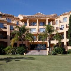 Hotel Guadalmina Spa & Golf Resort парковка