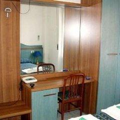 Отель Albergo Athena 3* Стандартный номер с различными типами кроватей фото 21