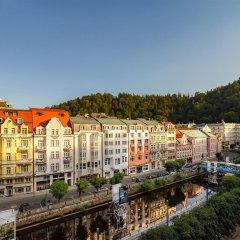 Отель Dvorak Spa & Wellness Карловы Вары балкон