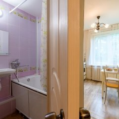 Отель French Breakfast Санкт-Петербург ванная