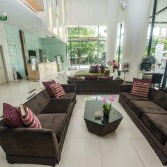 Отель Vic3 Bangkok интерьер отеля