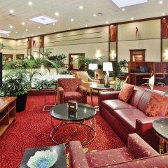 Отель Columbus Airport Marriott США, Колумбус - отзывы, цены и фото номеров - забронировать отель Columbus Airport Marriott онлайн интерьер отеля фото 3