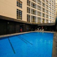 Jianguo Hotel Guangzhou бассейн
