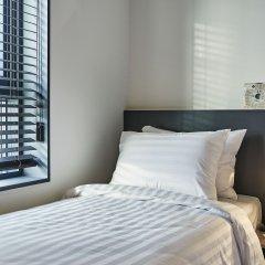Отель Makers Hotel Южная Корея, Сеул - отзывы, цены и фото номеров - забронировать отель Makers Hotel онлайн комната для гостей фото 4