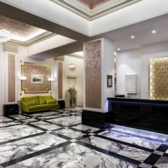 Cosmopolitan Hotel Prague интерьер отеля