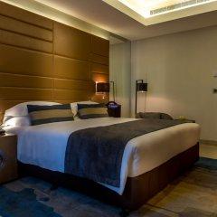 Отель Towers Rotana - Dubai сейф в номере