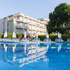 Отель DAS Club Hotel Sunny Beach - All Inclusive Болгария, Солнечный берег - отзывы, цены и фото номеров - забронировать отель DAS Club Hotel Sunny Beach - All Inclusive онлайн бассейн фото 2