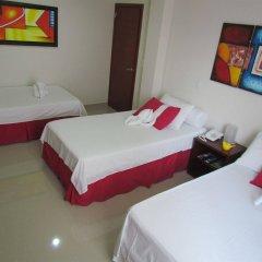 Отель Elite Tequendama Cali Колумбия, Кали - отзывы, цены и фото номеров - забронировать отель Elite Tequendama Cali онлайн комната для гостей