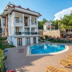 Olympia Villas Турция, Олудениз - отзывы, цены и фото номеров - забронировать отель Olympia Villas онлайн бассейн фото 2