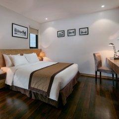Отель Sunline Paon Hotel Вьетнам, Ханой - отзывы, цены и фото номеров - забронировать отель Sunline Paon Hotel онлайн комната для гостей фото 5