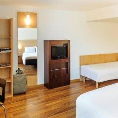 Отель ibis Zurich City West комната для гостей фото 3
