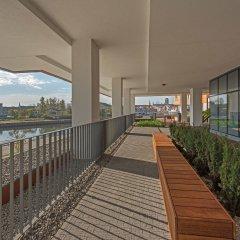 Отель Apartamenty Apartinfo Old Town Гданьск балкон