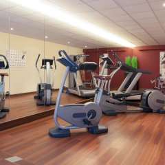 Отель Mercure Brussels Airport фитнесс-зал