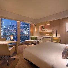 Отель Grand Hyatt Guangzhou Гуанчжоу комната для гостей фото 3